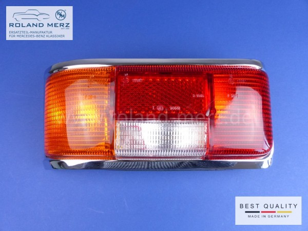 Hella Rückleuchte links komplett 115 820 01 64 für Mercedes 200 - 250 E Coupe
