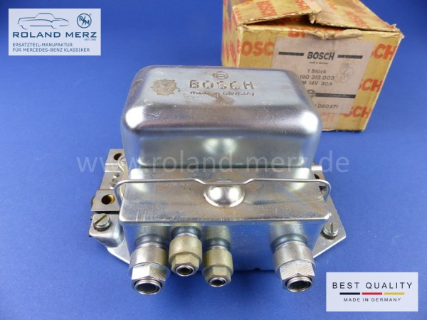 Bosch Regler 0 190 313 003 (UAM 14 V 30 A) geschirmte Ausführung
