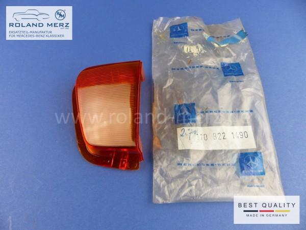 Blinkerglas rechts 110 822 1490 für Mercedes W110