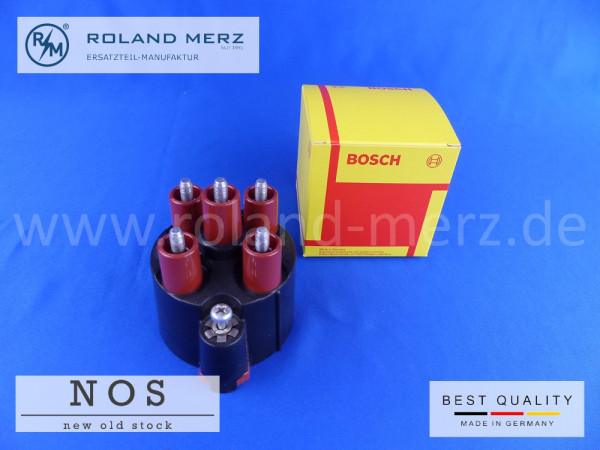 Verteilerkappe Bosch 1 235 522 380, Mercedes Vergl.-Nr. 000 158 49 02 für C124, W124, S124, W201, W461, W463
