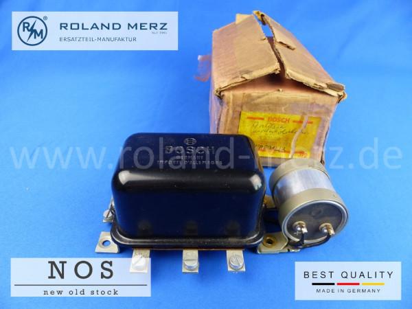 Relais Startsperrung Bosch 0 332 504 002 Mercedes 000 542 14 19