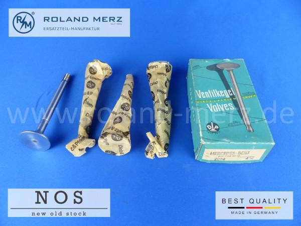 Einlassventil 2094 = MB 621 053 10 01 / 11 01für Mercedes 180Dc, 190D, Db, 190Dc und 200D Deutsches Qualitätsprodukt NOS
