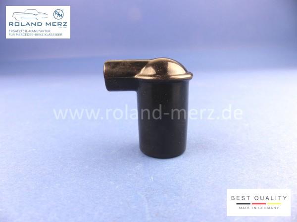 Kerzenstecker 23311 Winkel aus Bakelit M4 für Ø 7mm Zündkabel