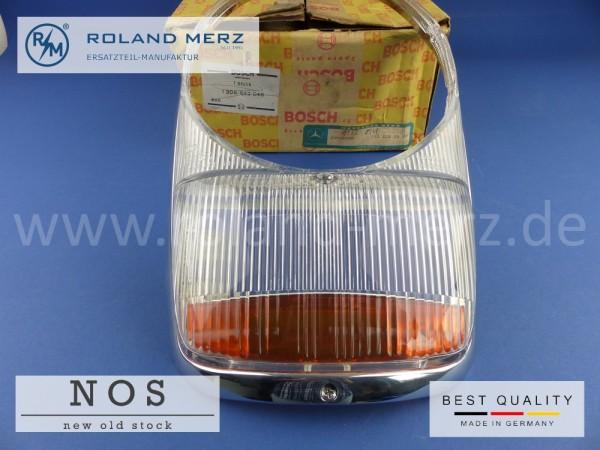Deckelring 113 826 0589 für Sealed-Beam-Scheinwerfer für Mercedes 230SL - 280 SL