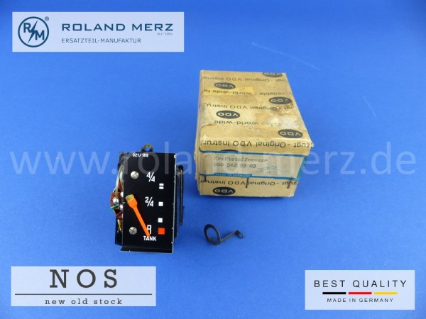 Kraftstoffmesser 000 542 95 03 original VDO für Mercedes 230S, 300SE
