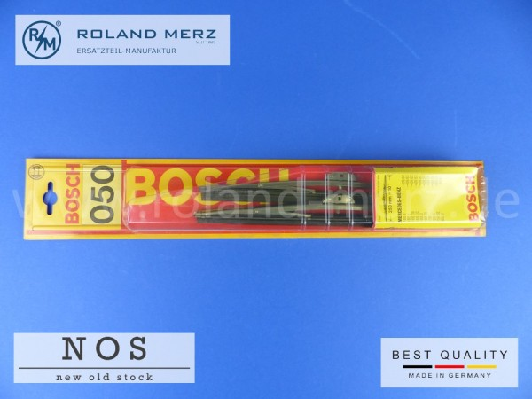 Paar Bosch Wischerblätter 3 397 110 050 Mercedes 120 824 00 26 für 190SL und Ponton 180 - 220SE und 300d