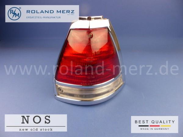 Rückleuchte rechts Rot komplett 110 820 12 64 Mercedes W110 W111 Kombi