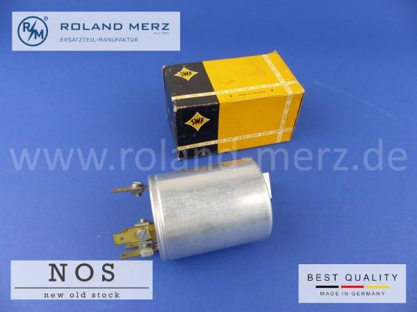 Blinkgeber SWF BGC 200 052, 6 Volt (2+1+1) x18 Watt für VW Bus / Transporter mit Anhänger