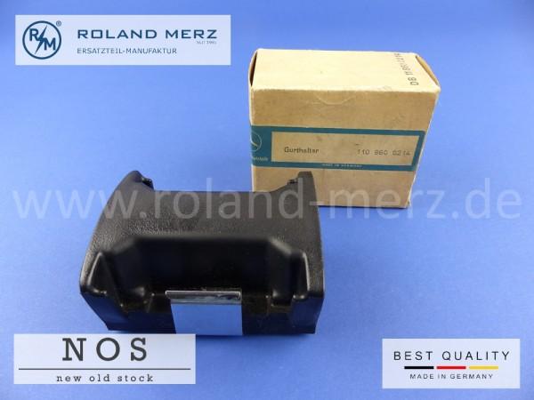 Gurthalter 110 860 02 14 zwischen Fahrersitz für Mercedes 220b - 230S und alle BM 110