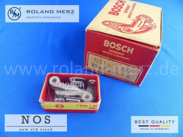 Zündkontakte Bosch 1 237 013 037, ZVKT 4 sort 6, Mercedes Vergl.-Nr. 000 158 09 90