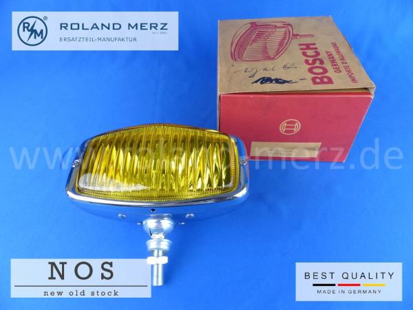 Bosch Nebelscheinwerfer 0 305 352 002 LE/NK 135 x 80/2 vollverchromt mit gelben Glas