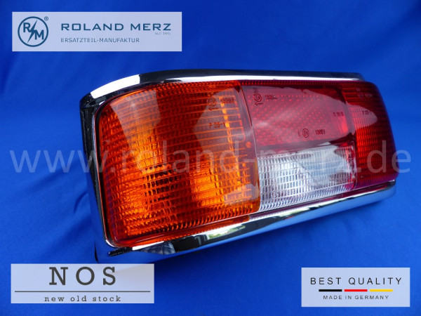 115 820 01 64 Schlussleuchte links komplett Hella Original-Neuteil NOS für Mercedes 200/8 bis 250/08 ab 1/68 und 250 /8 C, CE ab 1/69