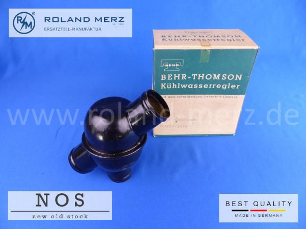 Behr Kühlwasser-Thermostat 2020.87, Mercedes Vergl.-Nr. 189 203 00 75, Winter-Thermostat 87° für Mercedes 300, 300d und 300SL