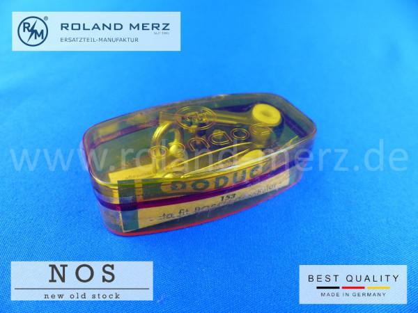 Kontaktsatz Doduco 153, Bosch Verg.-Nummer ZKT 67 sort 7, 1 237 013 036 für Ford Taunus 12M