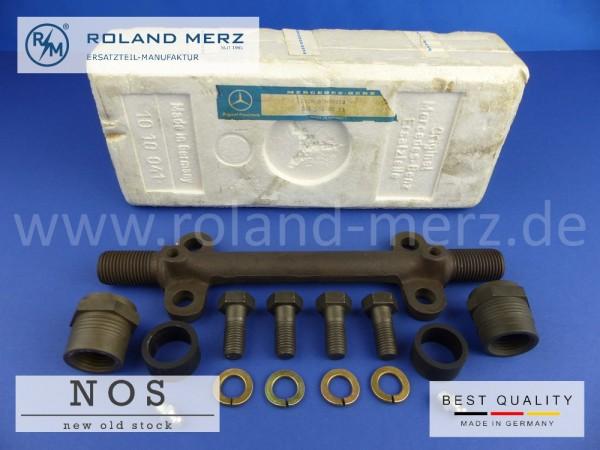Lagerbolzensatz Mercedes 128 586 02 33 für Querlenker unten 190SL, 180 - 220SE (Ponton)