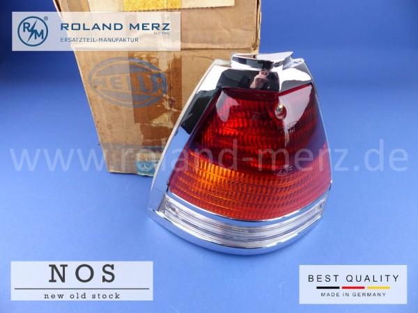 Rückleuchte links Orange komplett 110 820 27 64 Mercedes W110, W111 Kombi