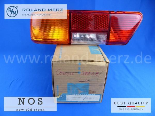 Lichtfenster links komplett mit Reflektor Mercedes 113 826 01 56 für 280SL, 280SE