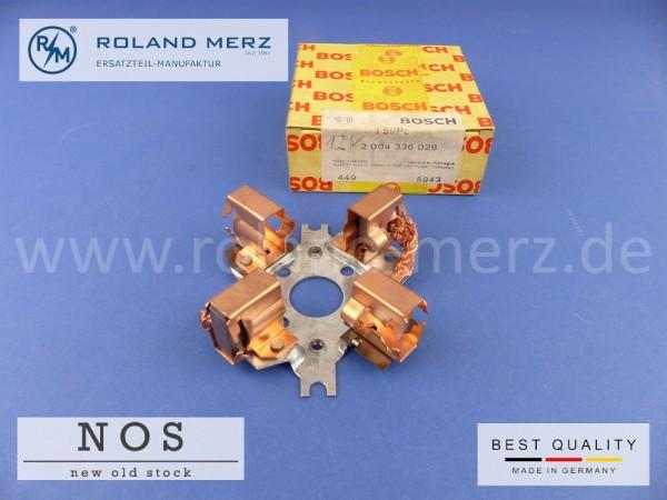 Halter für Kohlebürsten, original Bosch 2 004 336 028, 2 004 336 044 NOS