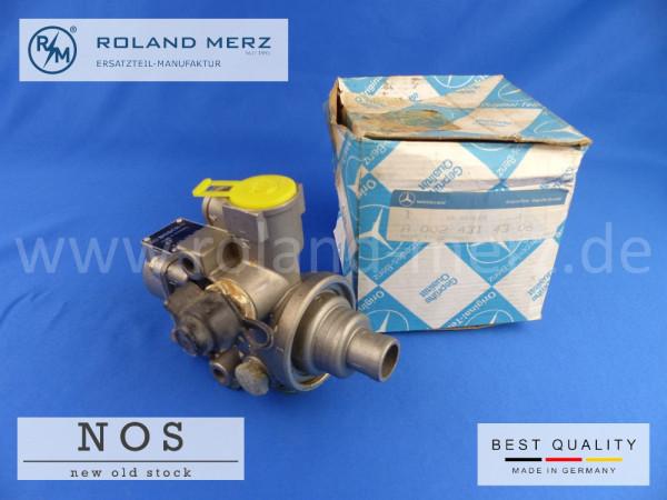 002 431 43 06 Druckregler Bosch 0 481 039 201 für Mercedes LKW /Bus Original Neuteil NOS