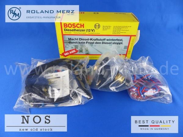 Dieselheizer 12V Bosch 1 457 001 007 für Mercedes und VW