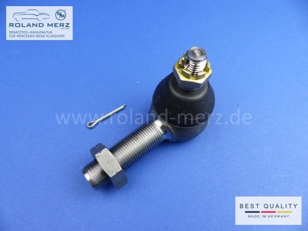 Spurstangenkopf 183 330 01 48 Rechtsgewinde 18mm für Zentralschmierung für Mercedes-Benz 170 - 300er-