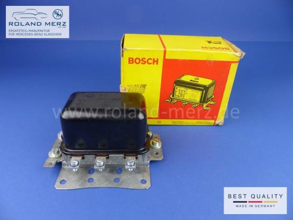 Bosch Regler 0 190 312 008 (UD 14 V 30 Amp.) für Ford Edsel USA 6-8 Zyl. Standard, Galaxie, Comet, Falcon 56-63, Lincoln Continental 1962, Mercury 56-58, Thunderbird