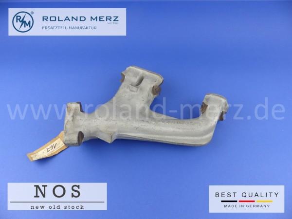 Auspuffkrümmer Mercedes 129 142 00 02 Neuteil NOS Zylinder 1-3 M129, W108, W111, W113