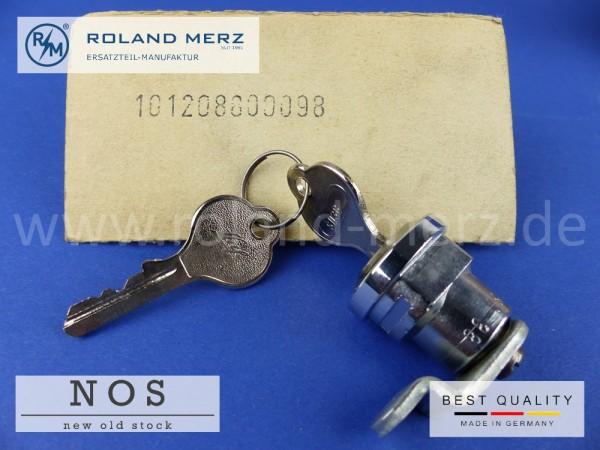 Schloss für Tankklappe 10 120 880 00 98 Originalteil für Mercedes Ponton 180 - 220 SE