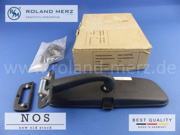 Innenspiegel komplett mit Montagesatz für Mercedes G-Modell W 460 - 463/ Puch Versorgungsnummer 2540-12-322-0498