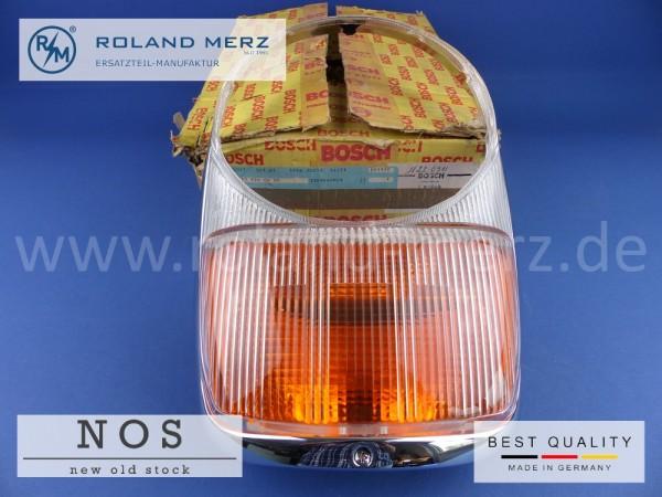 Deckelring 113 826 0689 für Sealed-Beam-Scheinwerfer für Mercedes 230SL - 280 SL