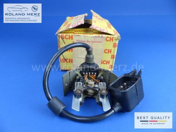 Original Bosch Impulsauslöser 1 230 090 013 komplett Neuteil (kein Reparatursatz) für Zündverteiler 8-Zylinder D-Jetronic