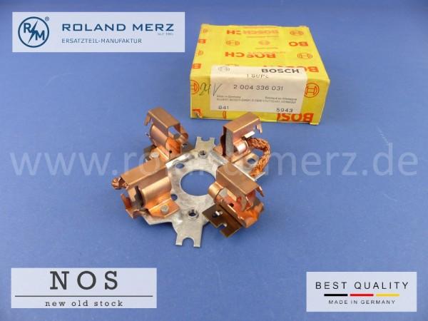 Halter für Kohlebürsten, original Bosch 2 004 336 031, 2 004 336 046 NOS