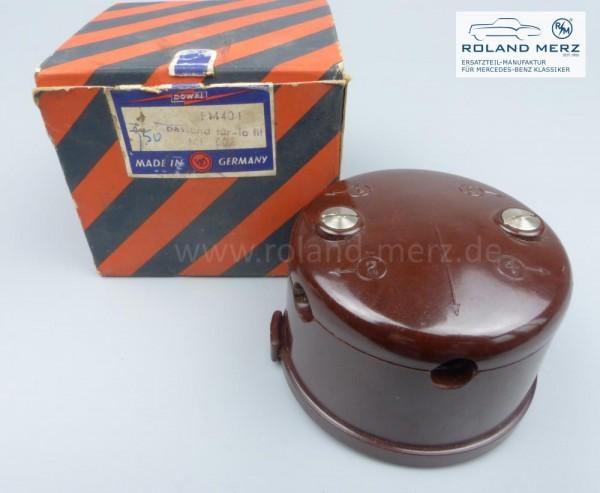 Zündverteilerkappe FM 401 mit Deckel für Marelli und Fiat aus Bakelit