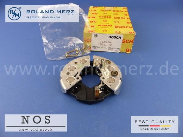 Reparatursatz für Generatorgleichrichter, original Bosch 1 127 011 135, 1 127 011 115, 1 127 011 112 NOS