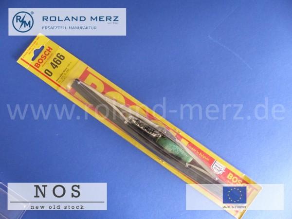 Paar original Bosch Wischerblätter, Länge 305mm, Edelstahl poliert, Bosch 3 398 110 466, Mercedes 113 820 00 45, für Mercedes 230SL - 280SL und alle Bm 110