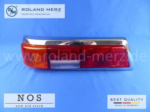 Deckel für Rücklicht mit Dichtung links, Mercedes 110 820 11 66 für 190c – 200D, 230