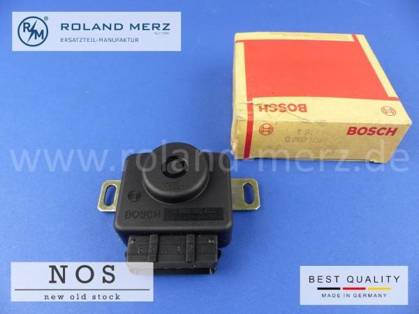 Sensor Drosselklappenstellung Bosch 0 280 120 400 für Porsche und Volvo