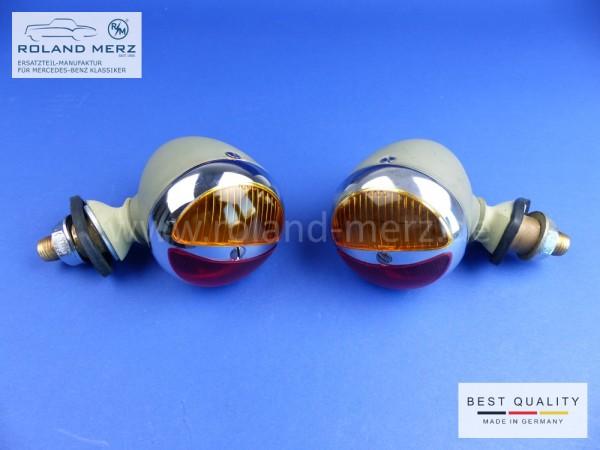 1 Paar Eierleuchten links/rechts für Mercedes 170V-S