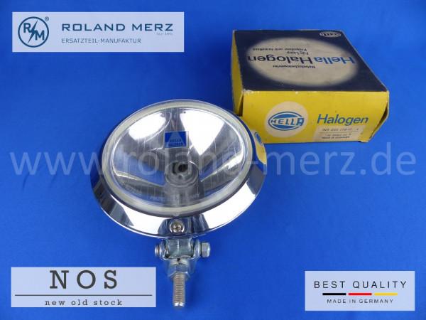 Hella 144 ZFH-cc (1F4 001 181-01) Fernscheinwerfer vollverchromte Ausführung Neuteil (NOS)