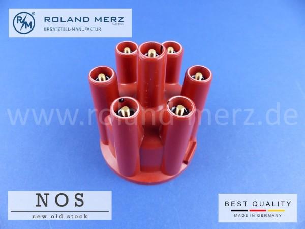 Verteilerkappe Bosch 1 235 522 224, Mercedes 000 158 38 02, Beru VK 343 für Mercedes Benz Kombi T-Modell (S123) 250 T und Mercedes Benz Stufenheck (W123) 250
