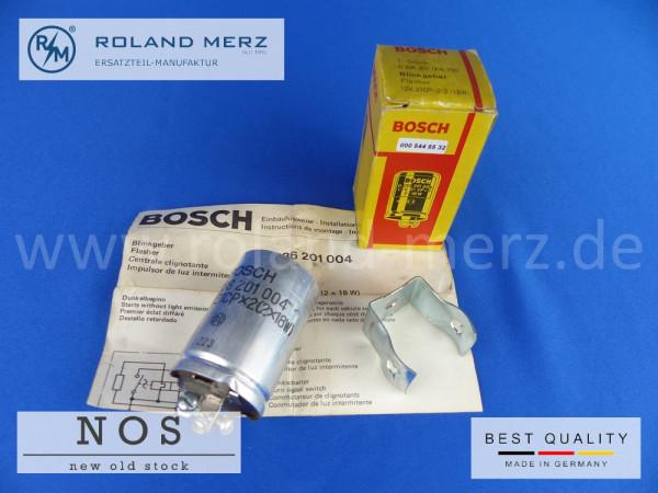 Blinkgeber Bosch 0 336 201 004, 12V 2x 18 Watt