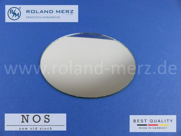 Spiegelglas rund, plan Ø 105 mm