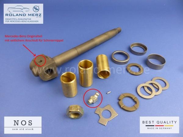 Achsschenkelbolzensatz 120 586 00 33 für Mercedes Ponton 180 - 220SE und 190SL