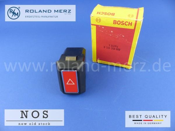 Bosch Warnblinklichtschalter 0 335 240 008 für Mercedes W123