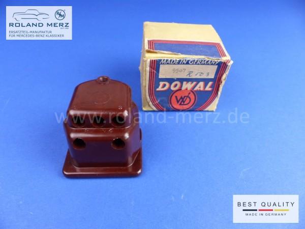 Zündverteilerkappe aus Bakelit R.B. u 4/9507 für Renault 4CV 1949 und Simca 5