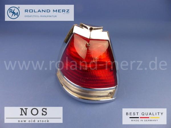 Rückleuchte links Rot komplett 110 820 11 64 Mercedes W110, W111 Kombi