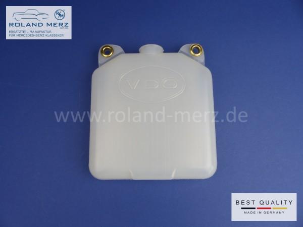 VDO Wasserbehälter mit Messing Befestigungsösen 000 869 21 20 für Mercedes 190SL - 220SE
