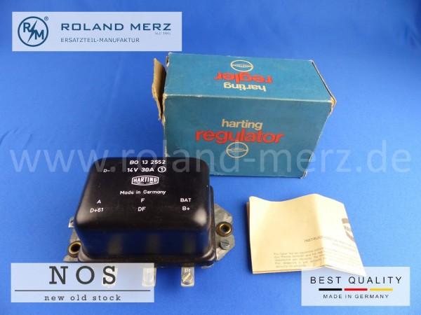 Lichtmaschinen-Regler 14V 30A Harting, Bosch Vergl.-Nr. 0190309009