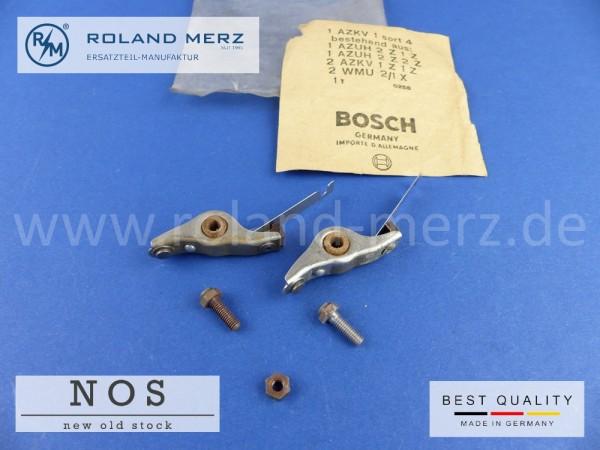 Unterbrecherkontaktsatz Bosch AZKV 1 sort 4 für Glas, Goggomobil