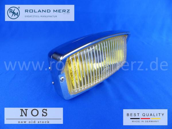 Hella 139 ZNEH-CC (1NB 001 168-11) Nebelscheinwerfer für Porsche 911 T ,911 E, 911 S mit gelben Glas